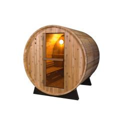 Saunafass - Fonteyn Rustikal 8 FT.