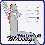 Wasserfall Massage™